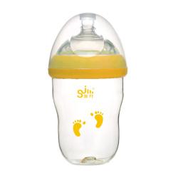 金升 240ml广口径PPSU婴儿奶瓶 JS7136