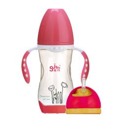 金升 PP奶瓶水杯多功能组合套装 JS7218