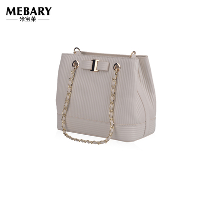 米宝莱 新款时尚链条蝴蝶结单肩包W016-785