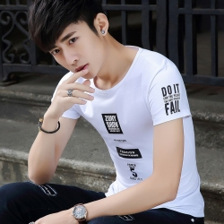 艾菲尔 男装休闲T恤 773