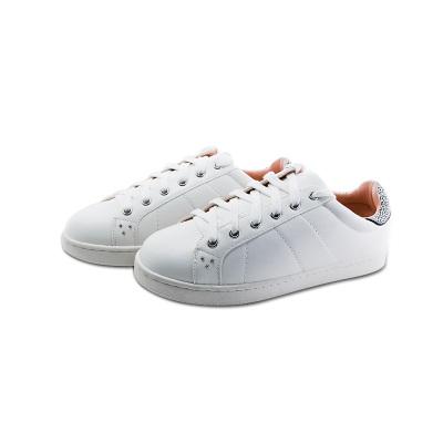 JustMe 韩版新款小白鞋运动鞋板鞋 JSD17038