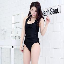 炫浪连体性感修身显瘦 泳衣 LT010