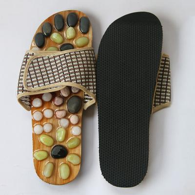 健汶石 沐浴专用软底防滑拖鞋 沐浴系列按摩鞋
