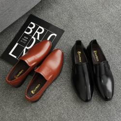 皇家啄木鸟 商务皮鞋 8928