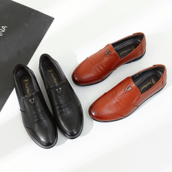 皇家啄木鸟 商务皮鞋 GS80033A1