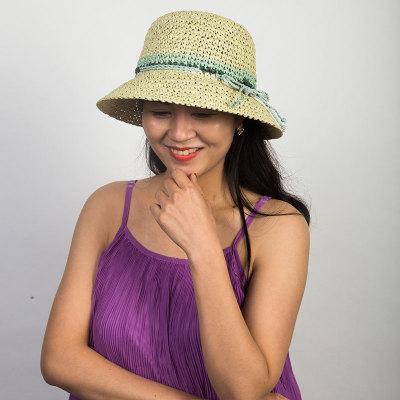 Livingston利文思顿 度假帽子 女士沙滩帽,遮阳帽 LF8019