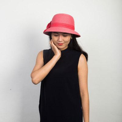 Livingston利文思顿 度假帽子 女士沙滩帽,遮阳帽 LF8020