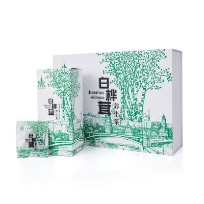 滋得洛夫ZDOROV 白桦茸 桦褐孔菌 桦树茸 西伯利亚灵芝 白桦茸养生茶 60包/盒