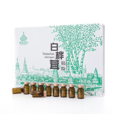 滋得洛夫ZDOROV 桦褐孔菌 白桦茸 桦树茸 桦树泪 西伯利亚灵芝 白桦茸精粉 30瓶/盒