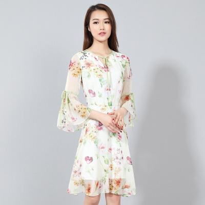 米柯丽 2017新款时尚连衣裙 D0030