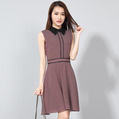 米柯丽 2017新款时尚连衣裙 D0032