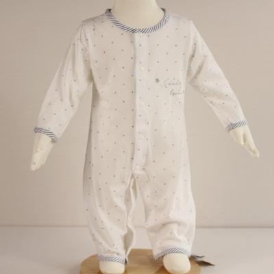 淇可时尚新款上新纯棉长袖两用档哈衣8306#
