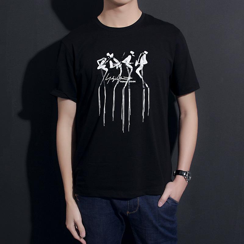 枪林弹雨 男装T恤 17031...