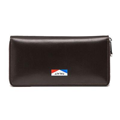 会员周活动款 塔莱途 新款商务真皮男士手拿包钱包TTA40004-4