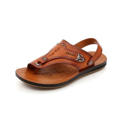 皇家啄木鸟/RON WHITE 特价款 夏季新款舒适男鞋沙滩鞋凉鞋9011