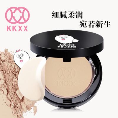 韩国KKXX纯妞系列 亮肤清透粉饼1261#