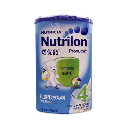 Nutrilon/诺优能(牛栏)诺贝能4段