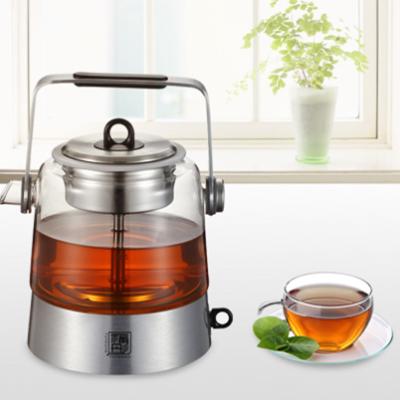 福彤全自动/手动多功能蒸汽电煮茶壶养生壶