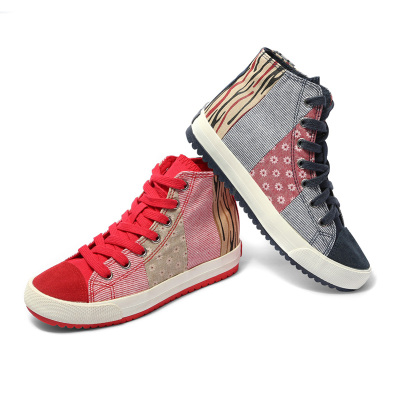 逸踏 帆布鞋 w155019