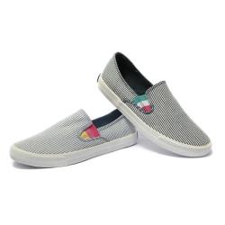 逸踏 帆布鞋 w165118