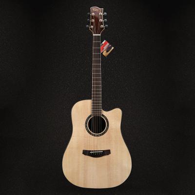 GILVA 吉他 D-SR1C