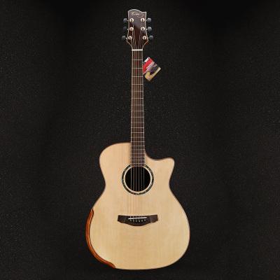 GILVA 吉他 OM-CSRIC