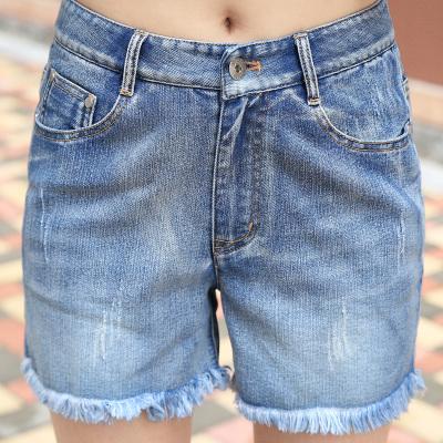 韩版修身牛仔裤 YJL04