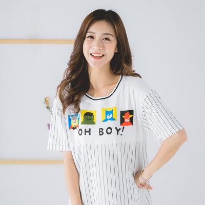 卓依佳2017年夏季韩国四英雄亲子套装 QZ1620
