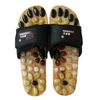 【秒杀款】健汶石 磁石脚底按摩鞋常规旧款