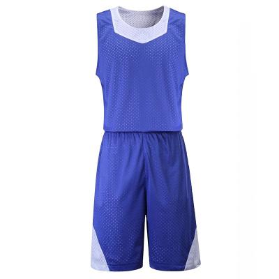 闪鹰 运动背心训练比赛篮球服高端篮球服双色双面穿 LQ 171#