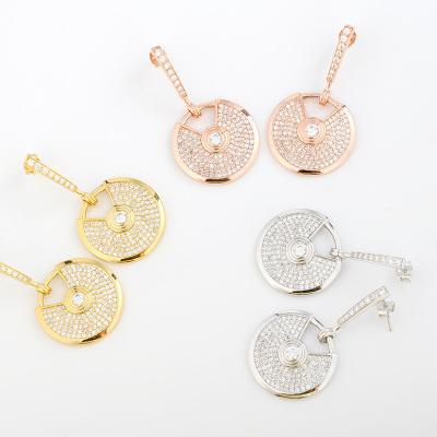 奇盛银饰品戒指耳环项链原创设计精美时尚礼物 QR5548