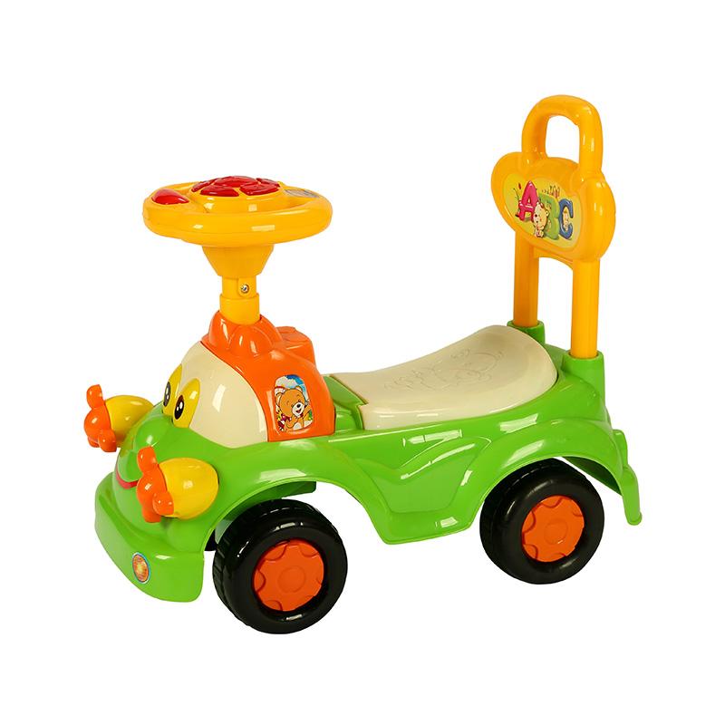 儿童扭扭车带音乐可坐溜溜车1-3岁滑...