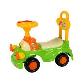 儿童扭扭车带音乐可坐溜溜车1-3岁滑行婴儿学步玩具车宝宝四轮车