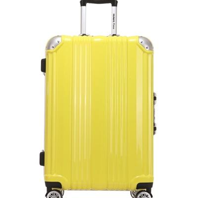 TRAVEL TIME男女行李箱拉杆箱万向轮24寸旅行箱登机箱
