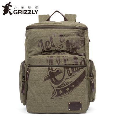 GRIZZLY 青年男包双肩背包 RU-702 系列