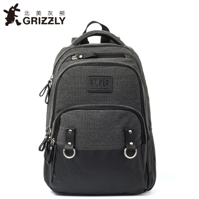 GRIZZLY 青年男包双肩背包 RU-703 系列