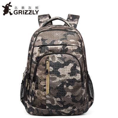 GRIZZLY 青年男包双肩背包 RU707 系列