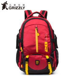 GRIZZLY 青年男包双肩背包 RU708 系列