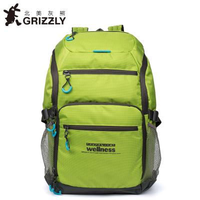 GRIZZLY 青年男包双肩背包RU710 系列