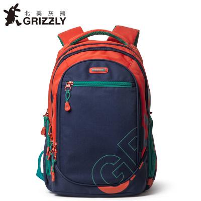 GRIZZLY 青年男包双肩背包 RU711 系列