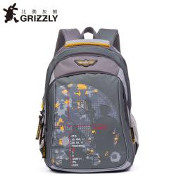 GRIZZLY 小学生男包双肩背包 RB732 系列