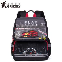 GRIZZLY 小学生男包双肩背包 RA777 系列