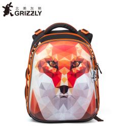GRIZZLY 小学生女包双肩背包 RA779 系列