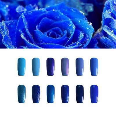 MEC 高级蓝色妖姬系列芭比胶