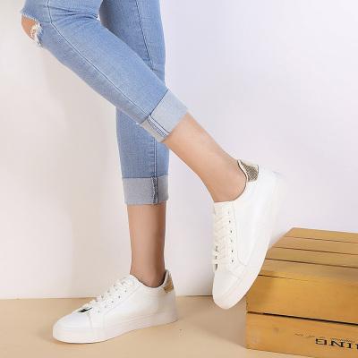 拓涵 休闲小白鞋 TH57B002