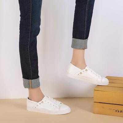 拓涵 珍珠小白鞋 TH57B004