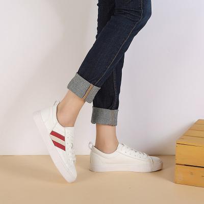 拓涵 时尚小白鞋 TH57B006