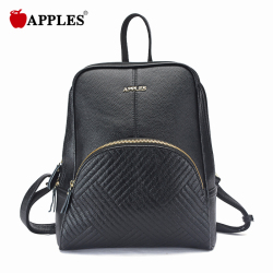 APPLES/苹果 女包休闲百搭学院风双肩包 AA133025-3A