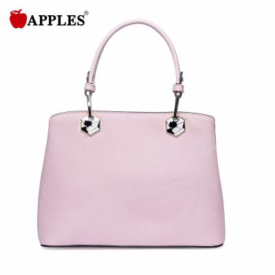 APPLES苹果 优雅时尚枫叶手提斜挎女包 AA133039-2