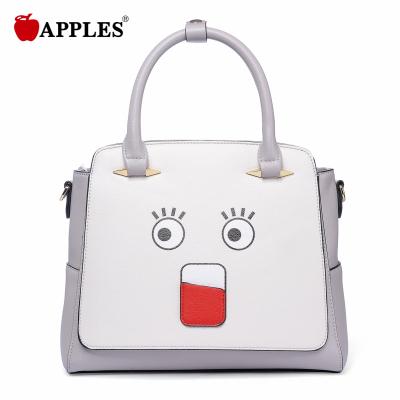 APPLES苹果 女包潮百搭卡通女包日韩手提斜挎包 AA133051-5P